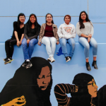 Community Youth Mural on Migration & Ecological Justice